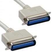 Cablu PC; CENTRONICS (paralel 36 pini) M la CENTRONICS (paralel 36 pini) M; 1.5m