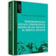 Responsabilitatea sociala corporativa si nevoia de noi principii in dreptul societar - Flaminia