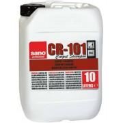 Detergent concentrat pentru covoare, 10L, SANO CR 101