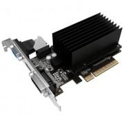 Placa video Gainward GeForce GT 720, 1GB DDR3 (64 Bit), HDMI, DVI, VGA, SilentFX