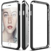iPhone 7 Case, elago® [Evo Bumper][Black] - [Superior Edge Protection][Dual Layering][Durable Hardshell] - for iPhone 7