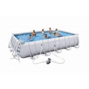 Bestway Rectangular Frame Pool Set 671 x 366 56470