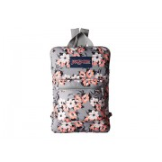 JanSport Superbreak Sleeve Coral Sparkle Pretty Posey