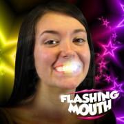 Flashing Mouth Luce da bocca a LED per Bocca DJ!