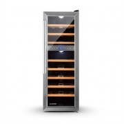 Klarstein Reserva 27D Wine Fridge 2 Zones 76 Litres 27 Bottles