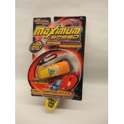 2000 Trendmasters, Inc. Trendmasters Maximum Speed High Performance Photon Light Truck Item #31728 102 Blister Package With Bonus Stunt Ramp & Belt Clip Over 600 Mph! Fastest Motorized Pullback Cars(Scale Speed), Motorized Trucks Explode With Photon Light