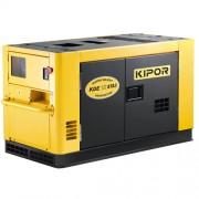 Generator insonorizat Kipor KDE12STA3
