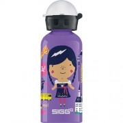 SIGG Travel Girl Germany 0.4L clear