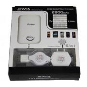 Incarcator portabil de urgenta pentru telefon 2800 mAh EKA888