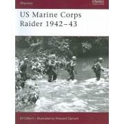 US Marine Corps Raider 1942-1943 by Ed Gilbert