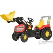 Tractor cu pedale și cupă Rolly X-Trac