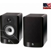 Pereche Boxe Compacte Boston Acoustics A25 110w Rms Negru