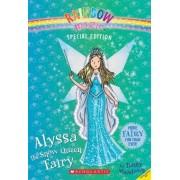 Alicia the Snow Queen Fairy by Daisy Meadows