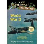 World War II: A Nonfiction Companion to Magic Tree House Super Edition #1 World at War, 1944