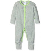 Sanetta 221275, Pijama para Bebés, Grün (Supergreen 4925), 86 cm