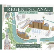 The Regents Canal by David Fathers