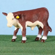 Little Buster Hereford Calf - Brown - 500263