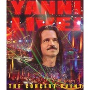 Yanni - Live! The Concert Event (Blu-Ray)