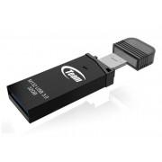 32 Go Double Clé USB 3.0 et micro USB OTG pour les appareils Android - Team M132