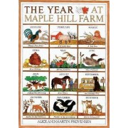 The Year at Maple Hill Farm by Alice Provensen Provensen