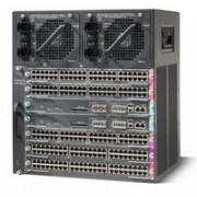 Cisco Catalyst4500E 7 slot chassis for 48Gbps/slot, fan, no ps