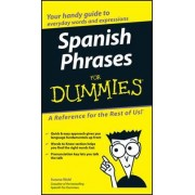 Spanish Phrases For Dummies by Susana Wald