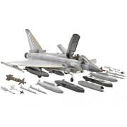 Revell 04689 - Eurofighter Typhoon Twin Seater Kit di Modello in Plastica, Scala 1:48