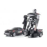 G21 R/C robot Black Metal játék robot