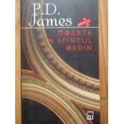 Moarte In Sfintul Ordin - P.d. James