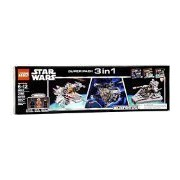 Star Wars Lego Super Pack 3 in 1 Microfighters 66515