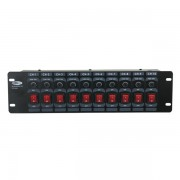 Showtec Switch Schuko DJ-Switch 10 - Showtec