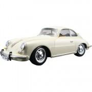 Porsche 356b Coupe 1961 1:24 wit