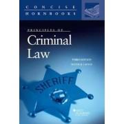 Principles of Criminal Law by Wayne R. LaFave