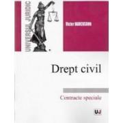 Drept civil. Contracte speciale - Victor Marcusohn