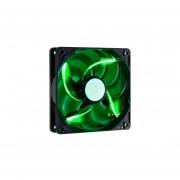 Ventilador Cooler Master SickleFlow 120mm Led Verde (R4-L2R-20AG-R2)-Negro