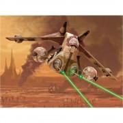 Maquette Star Wars : Republic Gunship