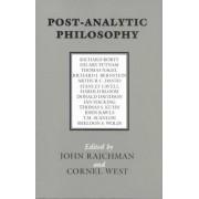 Post-analytic Philosophy by John Rajchman