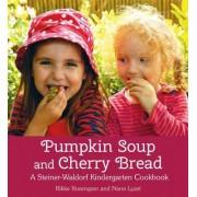 Pumpkin Soup and Cherry Bread by Rikke Rosengren