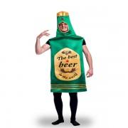 disfraz botella cerveza beer adulto | cerveza