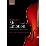 Handbook of Music and Emotion by Patrik N. Juslin