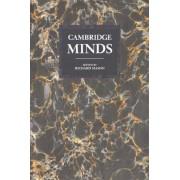 Cambridge Minds by Richard Mason