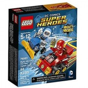 LEGO Super Heroes Mighty Micros: The FlashTM vs. Captain Co 76063