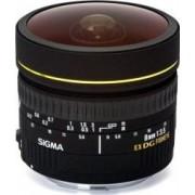 Obiectiv Foto Sigma 8mm f3.5 EX DG Fisheye Nikon AF-D FX