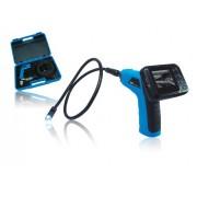 "DNT Findoo Fix pro - endoscopios industriales (TFT, 6,1 cm (2.4""), AA, -10 - 50 °C, 7 cm, 3 cm) Negro, Azul"