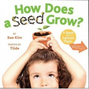 How Does a Seed Grow? by Kim