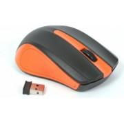 Mouse Wireless Omega OM0419O 1000DPI Negru-Portocaliu