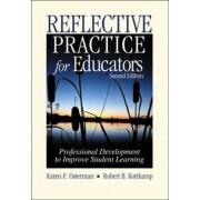 Reflective Practice for Educators by Karen F. Osterman