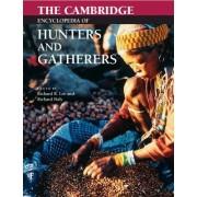 The Cambridge Encyclopedia of Hunters and Gatherers by Richard Borshay Lee
