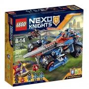 Lego Nexo Knights Clays Rumble Blade 70315