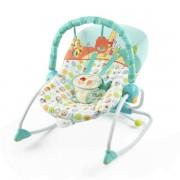 Ležaljka Winnie The Poog Baby to Big Kid Rocking Seat SKU 60356 KIDS II